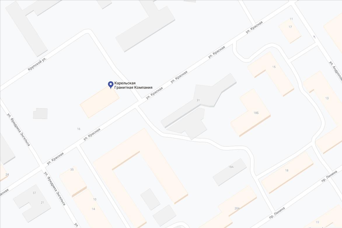адрес карельская гранит